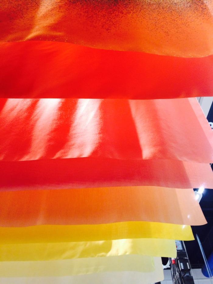 SFF kvadrat. Textiles. Photo: arctictrend